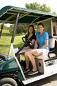 XJet Beverage cart with Ashley and Deanna